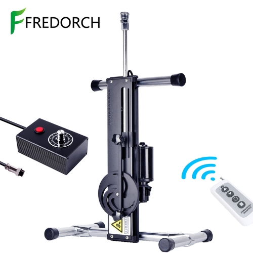 FREDORCH Premium Sex Machine, Double side use Love Machine With Remote Control, Updated Edition